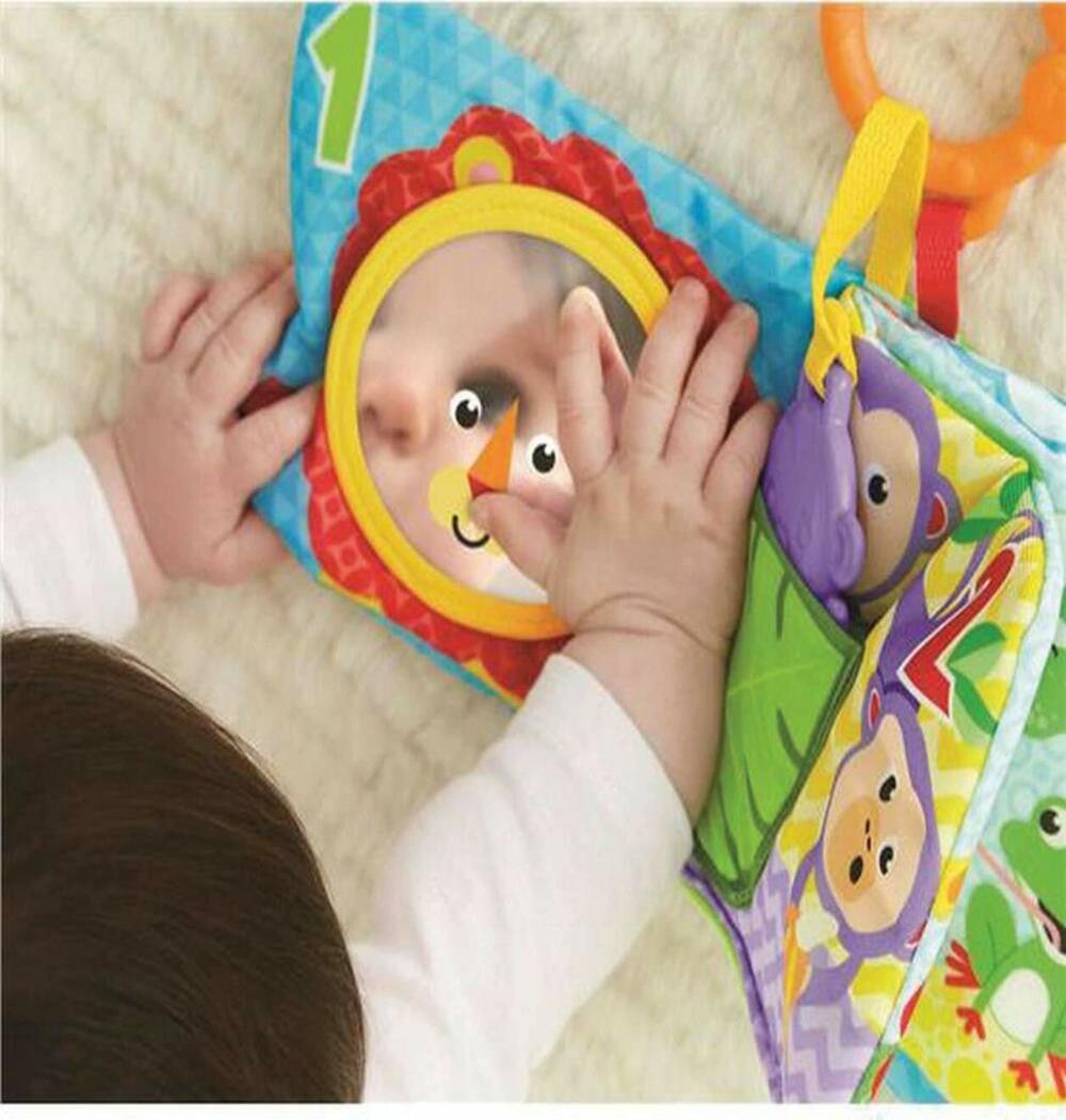 libro sensorial bebé
