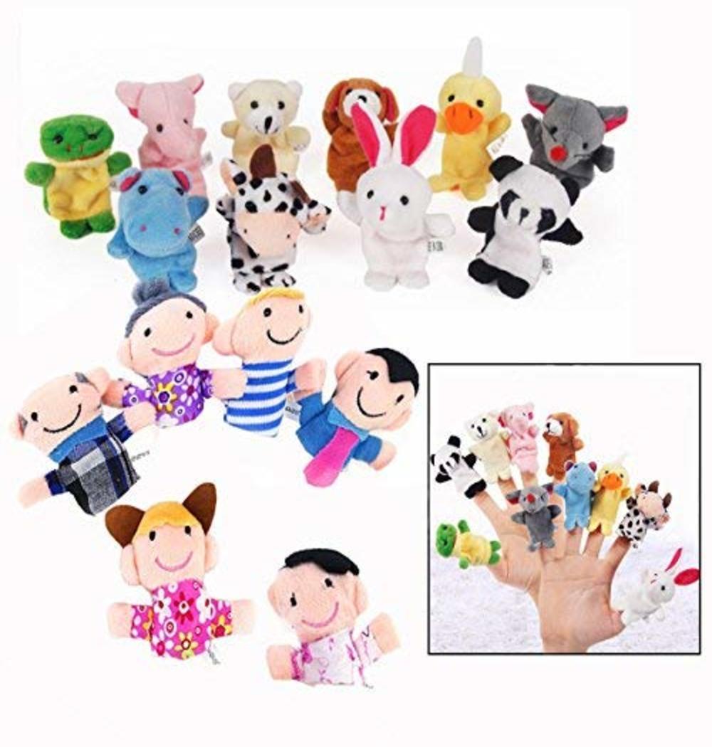 Marioneta de dedos bebé